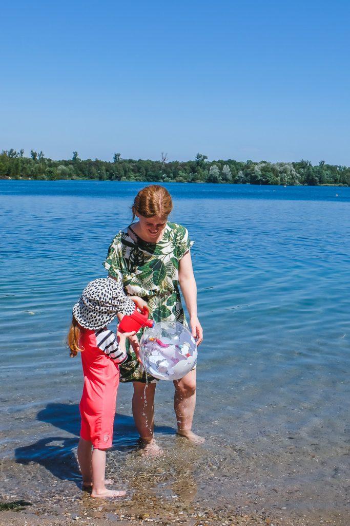 Tipps für Sicherheit am Wasser und sicheres Baden für Kinder am Badesee, Strand oder im Schwimmbad um Kinder vor dem Ertrinken schützen zu können auf Mamablog Ineedsunshine