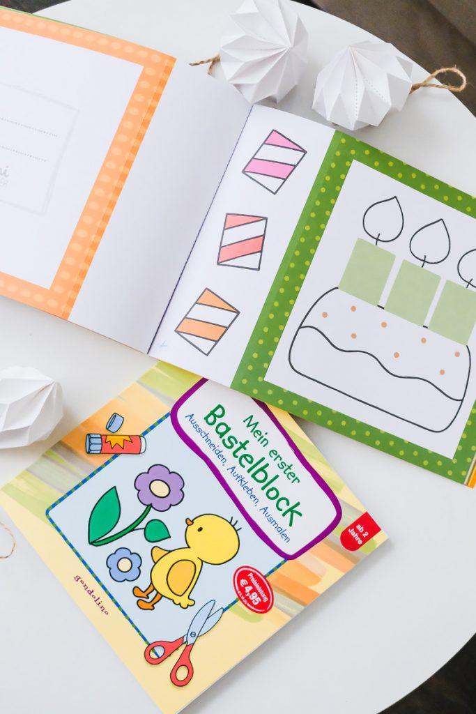 Tipps für Bastelbücher mit Vorlagen zum Ausschneiden für Kleinkinder auf Mamablog Ineedsunshine