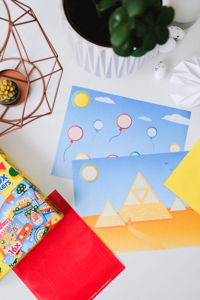 Geschenkidee Bastelsets für Kleinkinder auf Mamablog Ineedsunshine