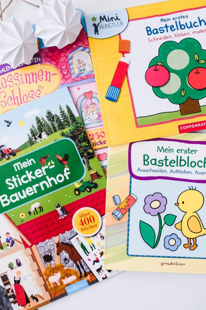 Geschenkideen für Kinder die gerne basteln auf Mamablog Ineedsunshine