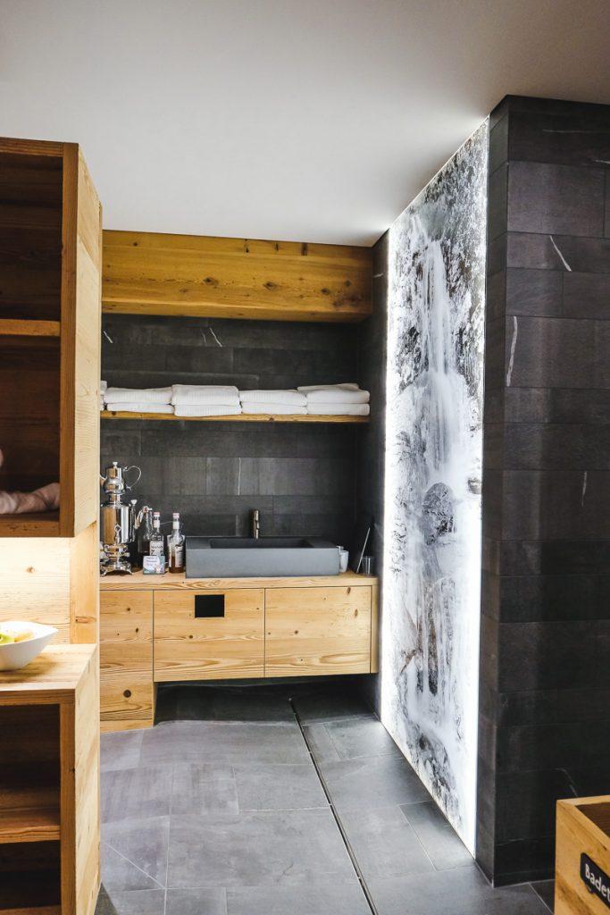Gorfion Hotel Sauna Schwimmbad Erfahrungen Familienurlaub Liechtenstein Familienhotel Malbun auf Mamablog Ineedsunshine