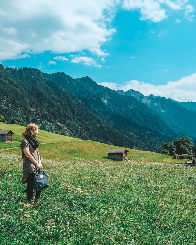 Liechtenstein mit Kindern Wandern und Erfahrungen von unserem Familienurlaub