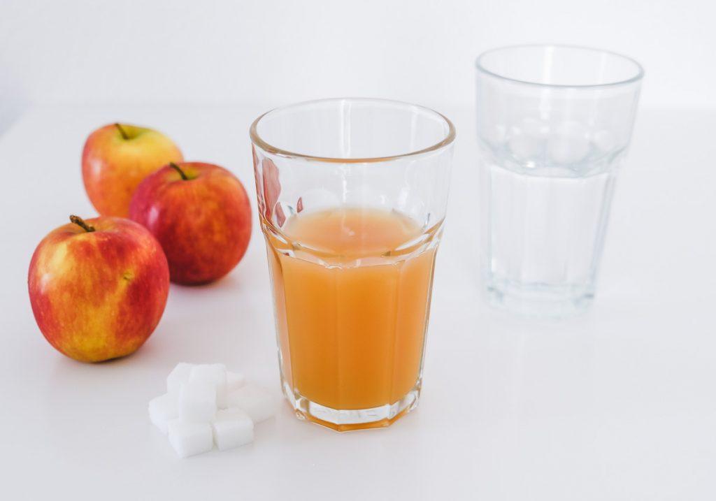 Zuckerfallen für Kinder viel Zucker in Säften auf Mamablog Ineedsunshine