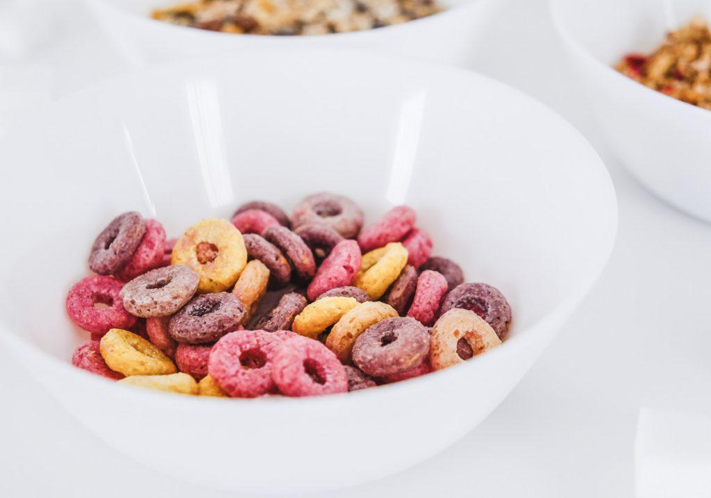 Zuckerfalle für Kinder viel Zucker in Frühstücksflocken Müsli und Cerealien auf Mamablog Ineedsunshine