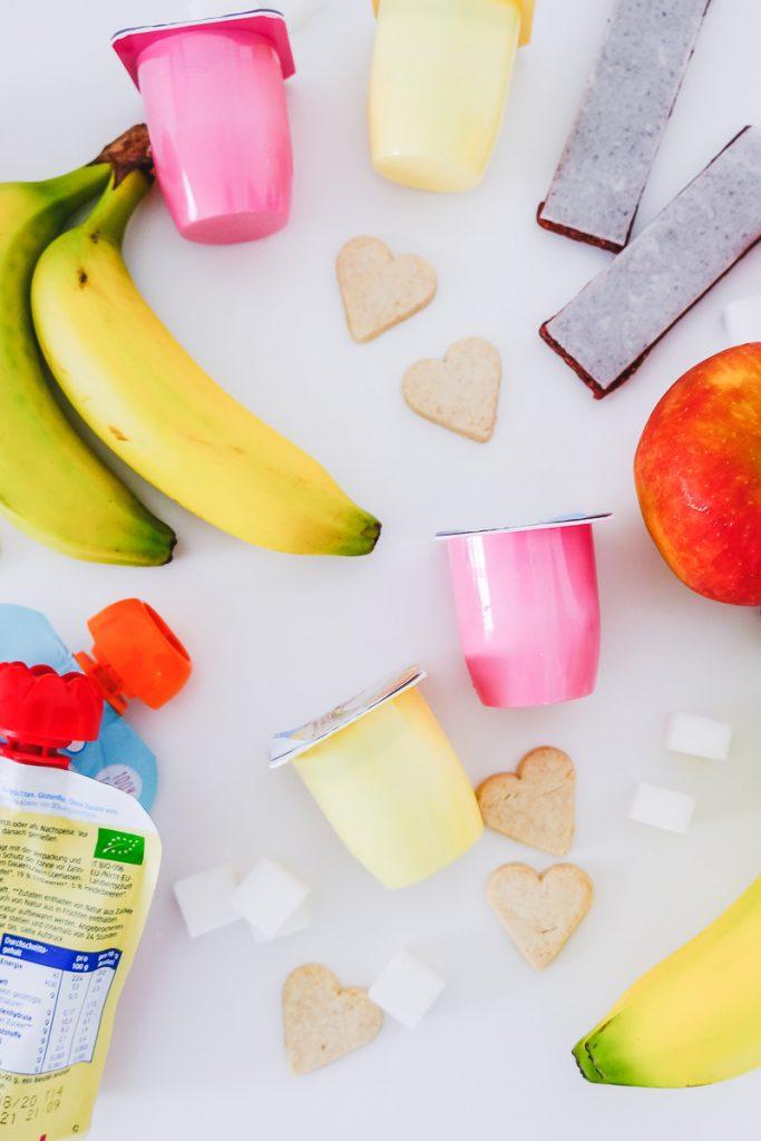 Zuckerfallen für Kinder und gesunde Alternativen für weniger Zucker im Alltag als Familie auf Mamablog Ineedsunshine