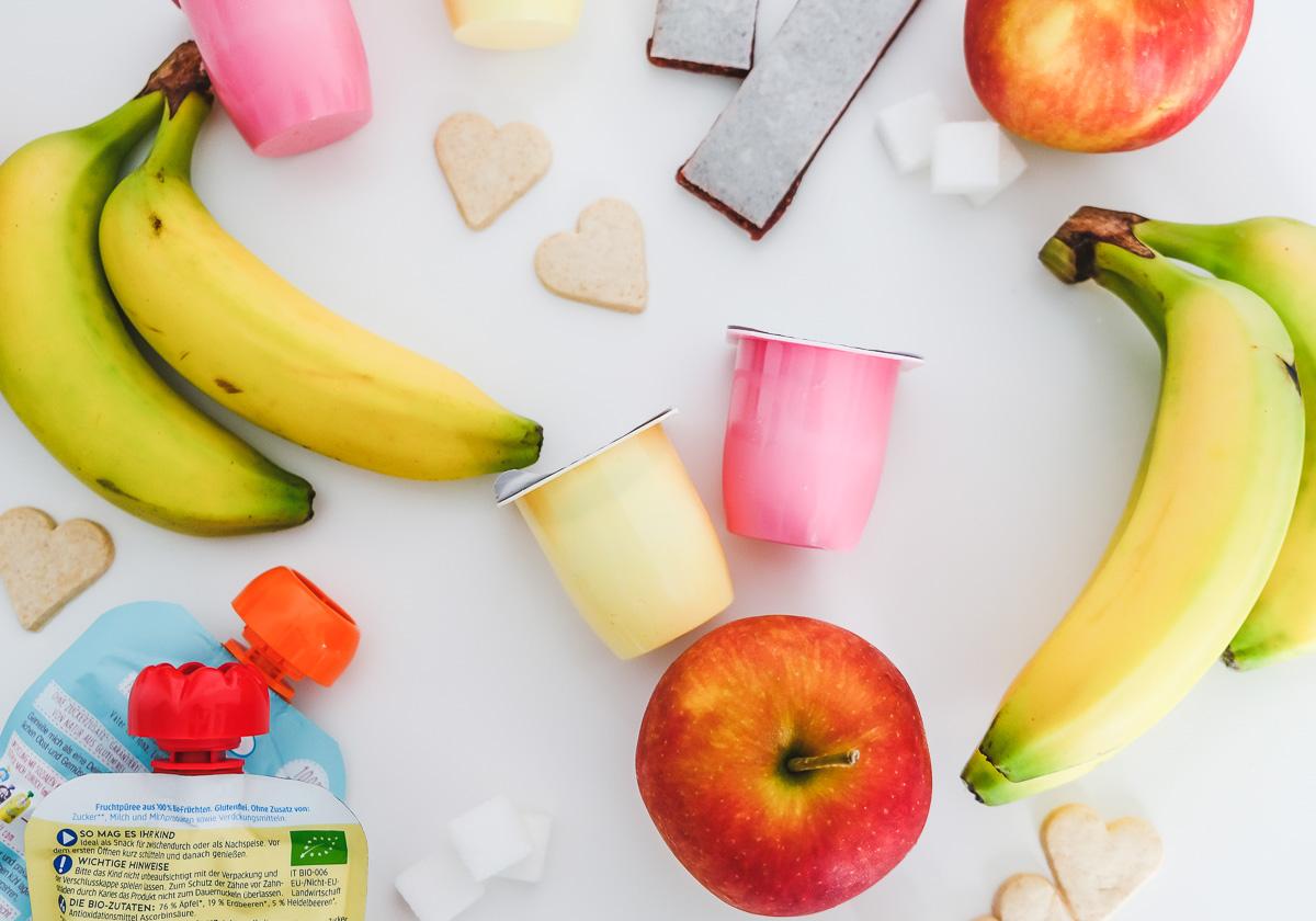 Diese 7 Zuckerfallen für Kinder & gesunde Alternativen sollten alle Eltern kennen!