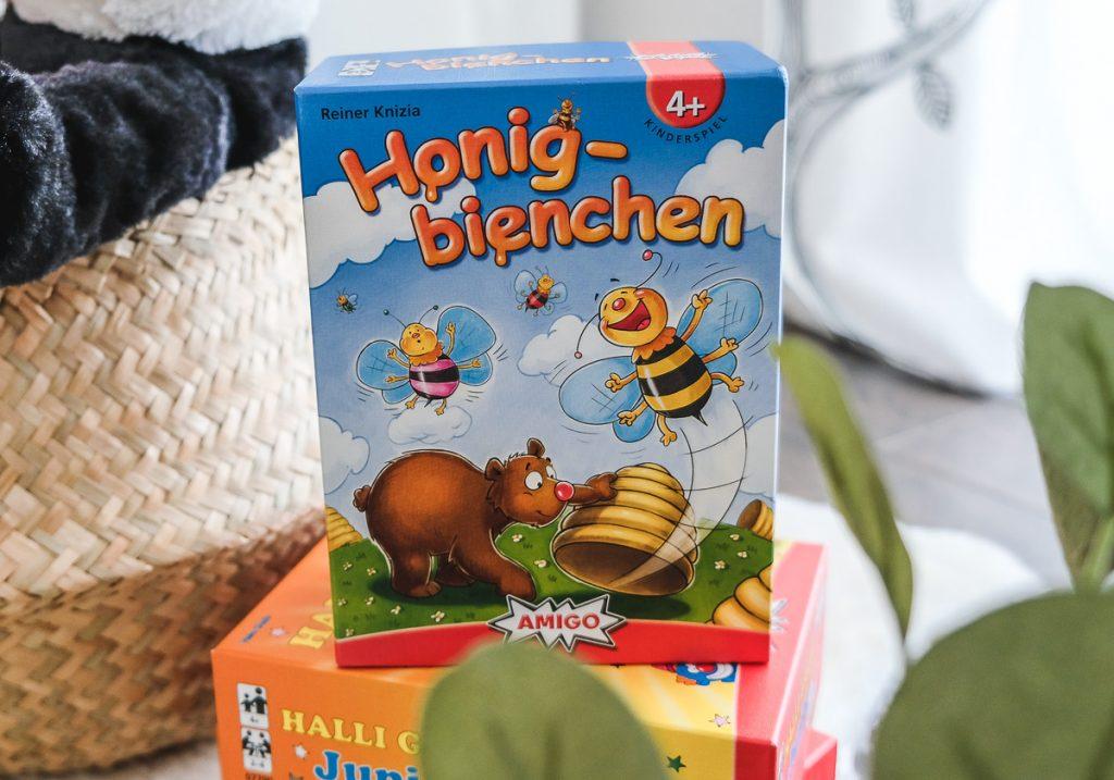 Amigp Spiele ab 4 Jahren Honigbienchen im Testbericht