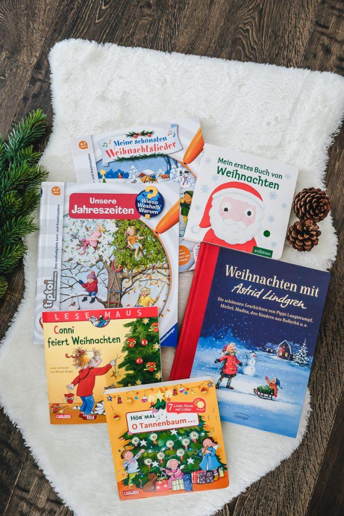 Weihnachten Kinderbücher Empfehlungen Geschenk