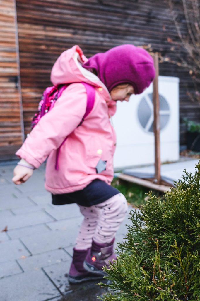 Winter Basics Kleidung für Kinder im Winter