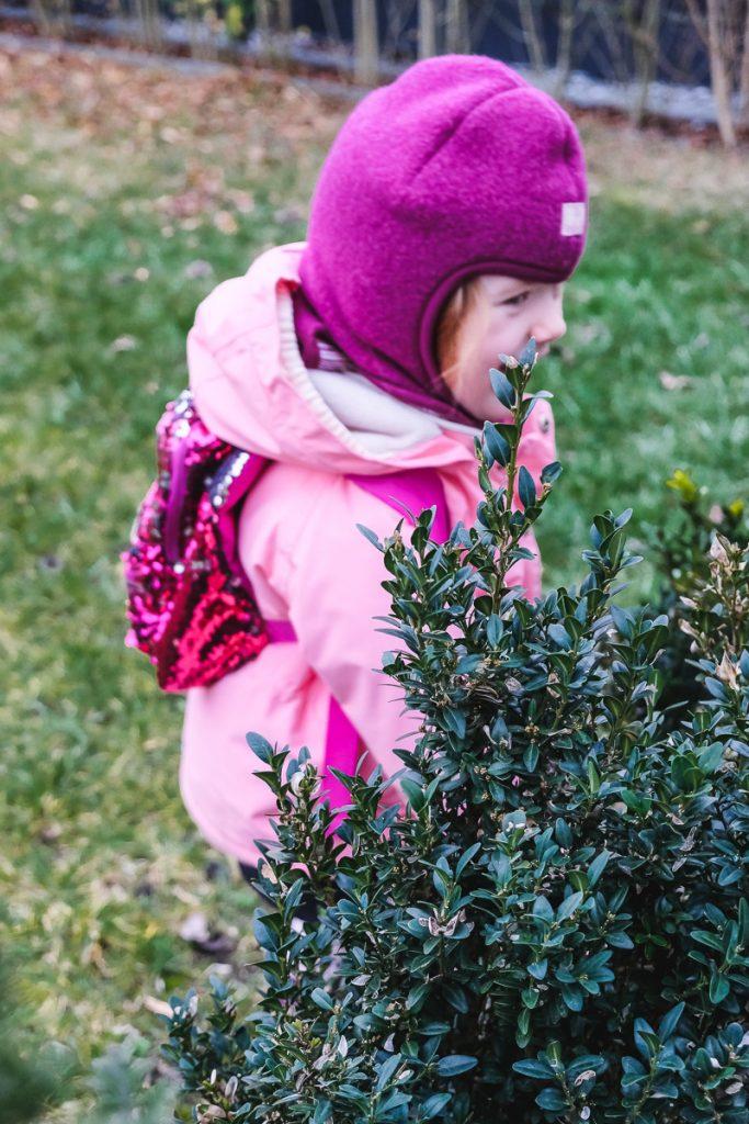 Pickapooh Schlupfmütze mit Wolle für Kinder Erfahrungen
