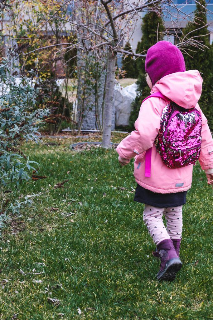 Mini A Ture Winterjacke Wally im Test Größe