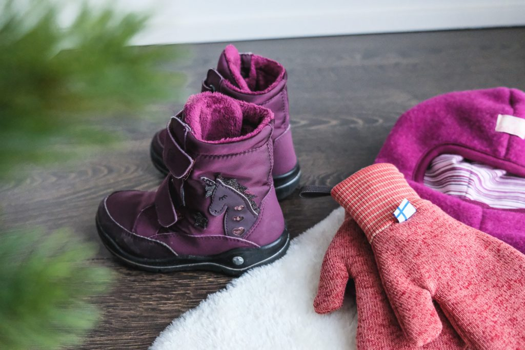 Winter Basics für Kinder Ricosta Winterschuhe im Test auf Mamablog Ineedsunshine