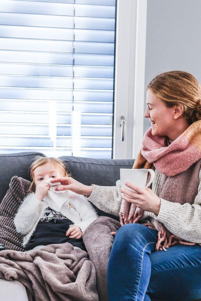 Erkältung bei Kindern schnell loswerden Tipps Erfahrungen Ineedsunshine