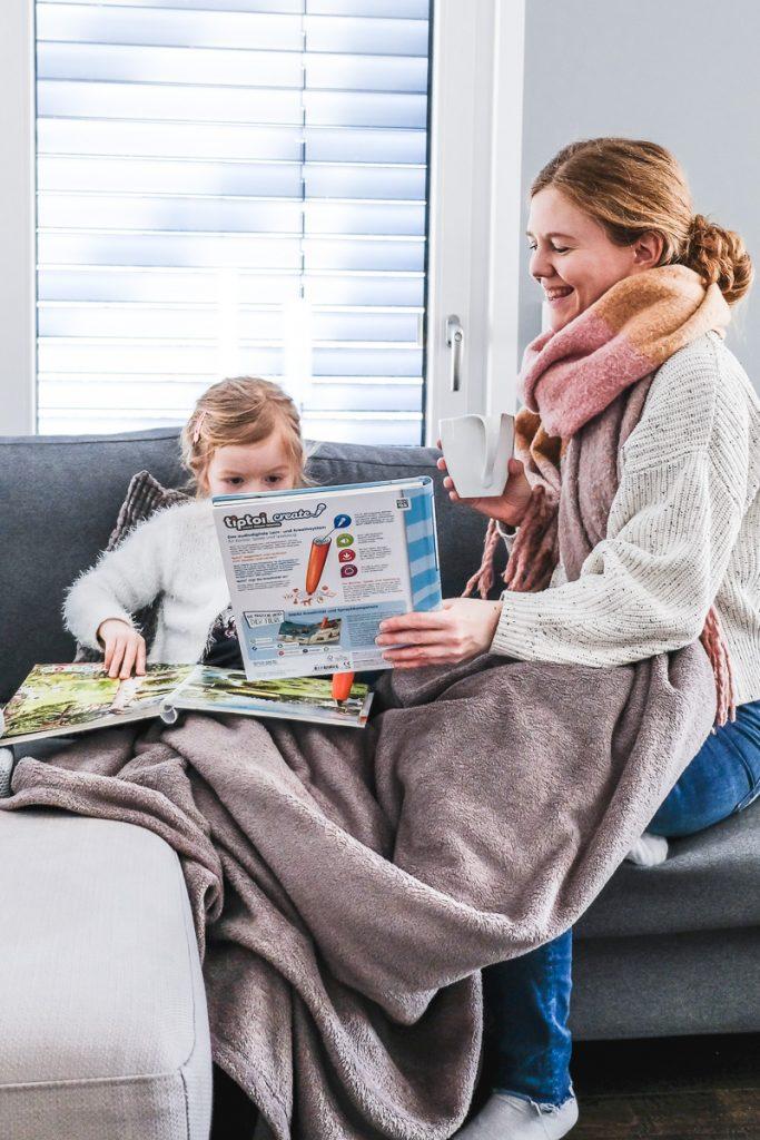 Als Mutter Erkältungszeit überstehen und Erkältung bei Kindern schnell loswerden