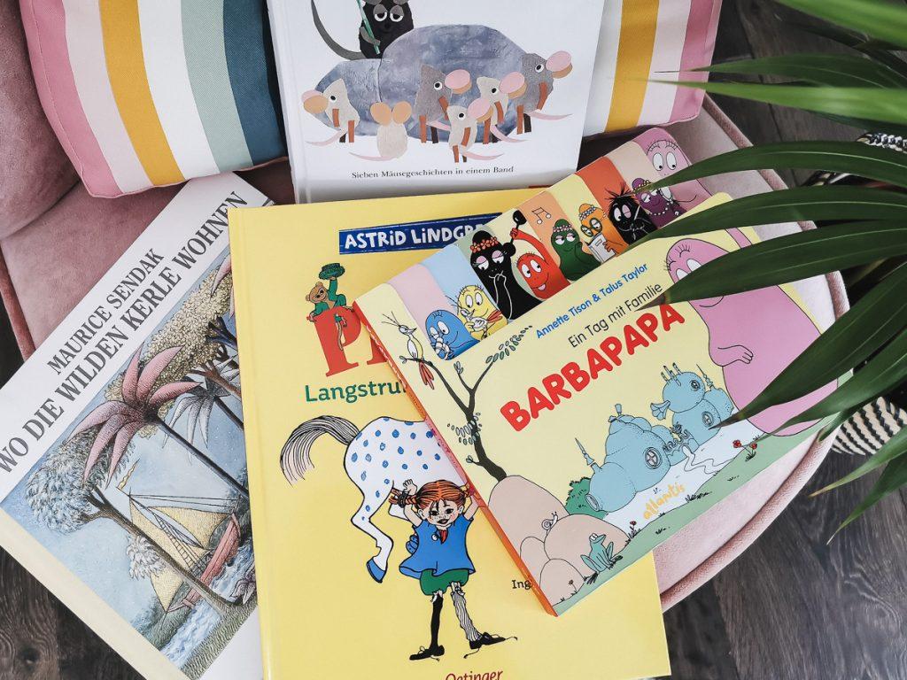 Kinderbuch Klassiker Tipps Barbapapa