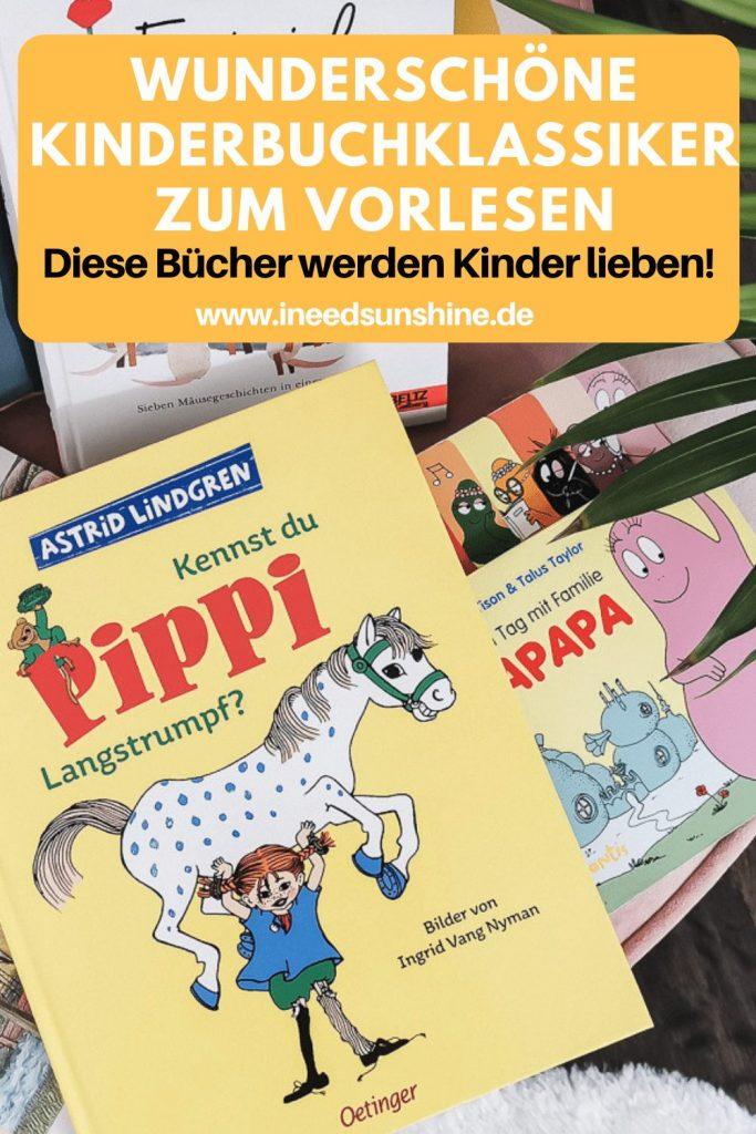Kinderbuchklassiker zum Vorlesen Tipps