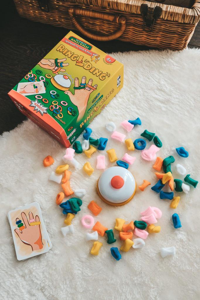 Amigo RinglDing Spiel für Kinder im Test