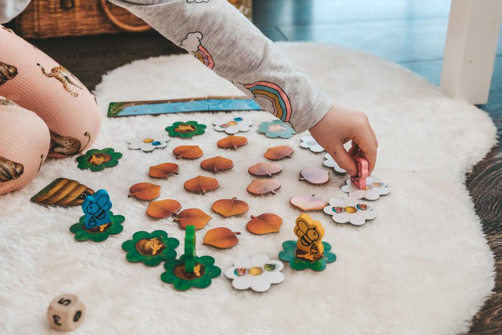 AMIGO Spiele Honigtöpfchen für Kinder ab 5 Jahren im test
