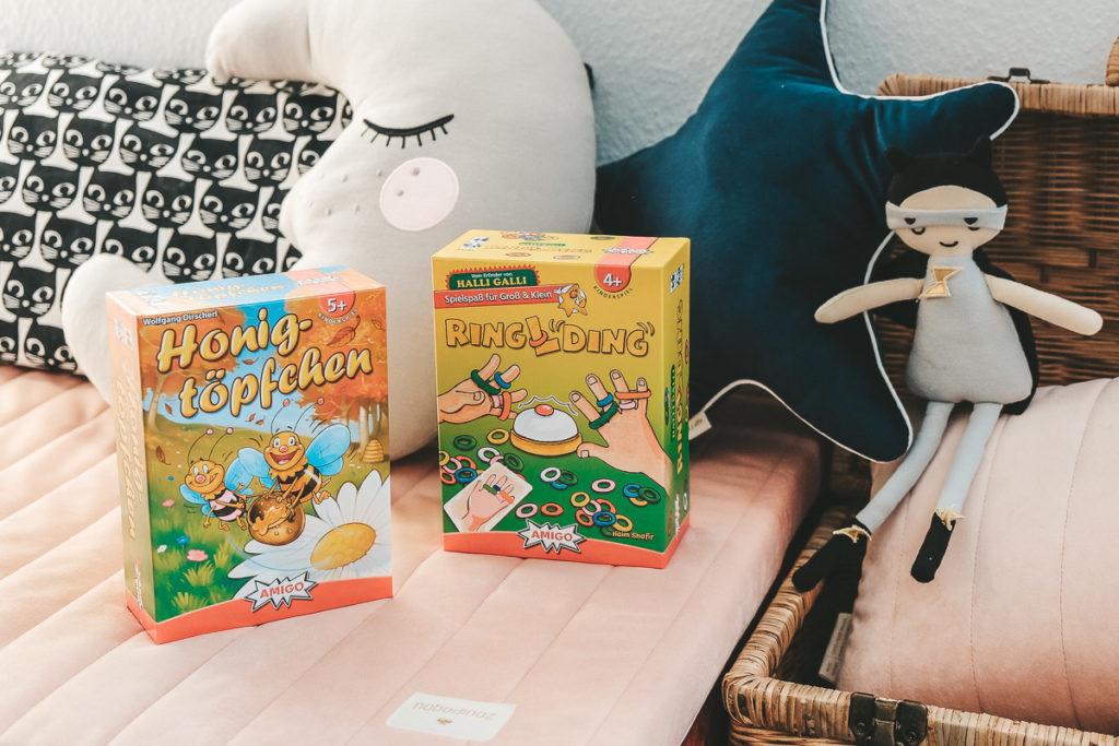 Amigo Spiele Honigtöpfchen RinglDing im Test