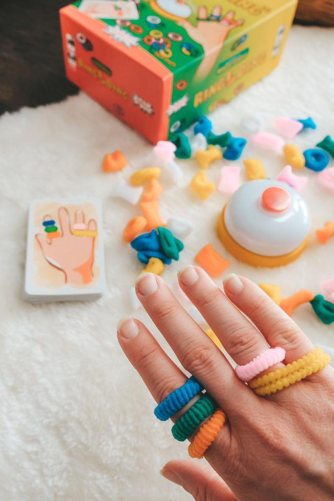 Amigo Spiele für Kinder RinglDing Erfahrungen