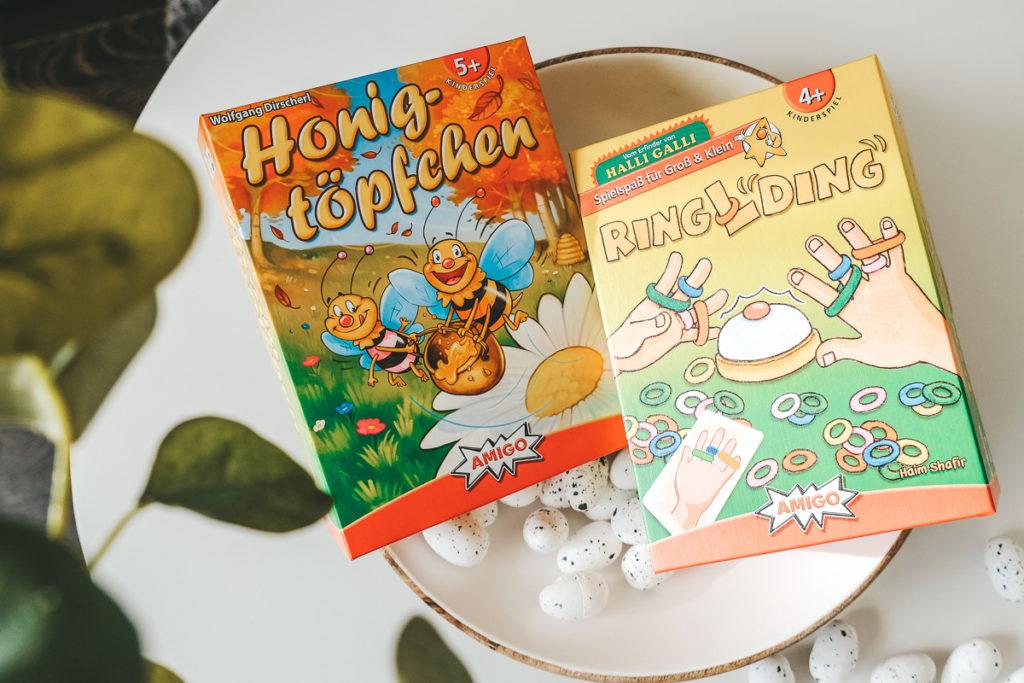 Amigo Spiele Geschenke zu Ostern für Kinder Tipps