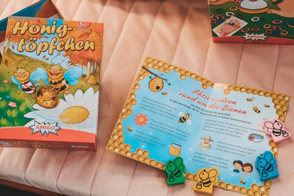 Bienen machen Schule Aktion für Kinder