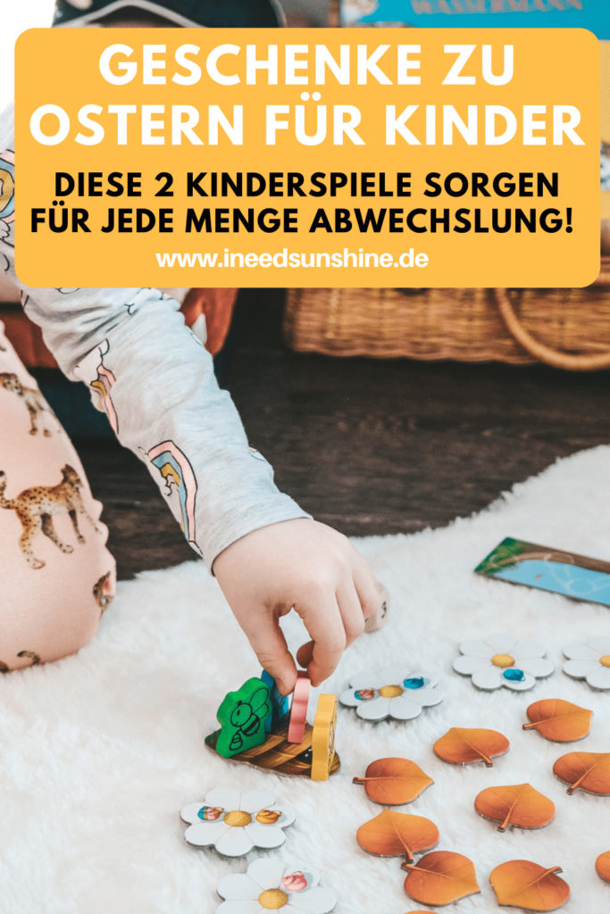 Geschenke zu Ostern für Kinder Tipps und Ideen