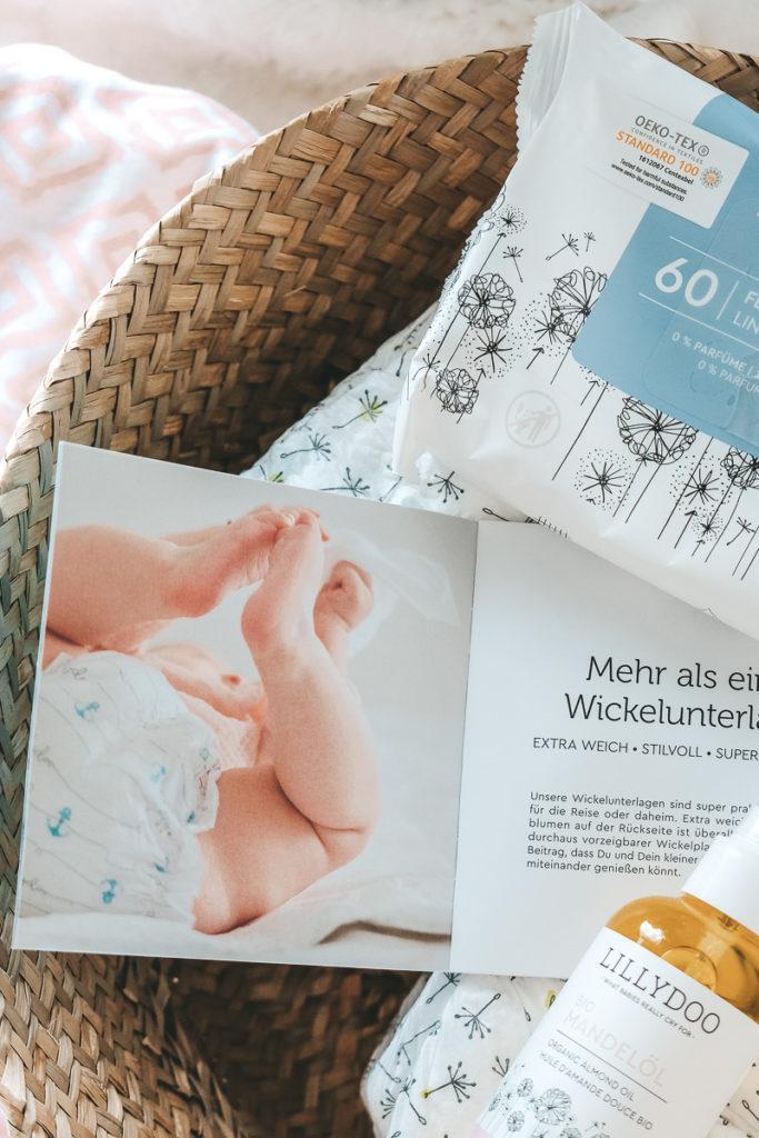 Babymassage Anleitung ab wann