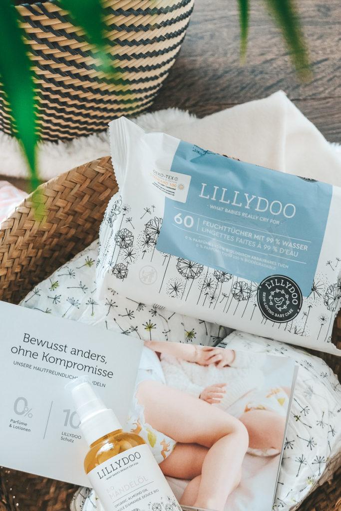 Babymassage Lillydoo Mandelöl im Test