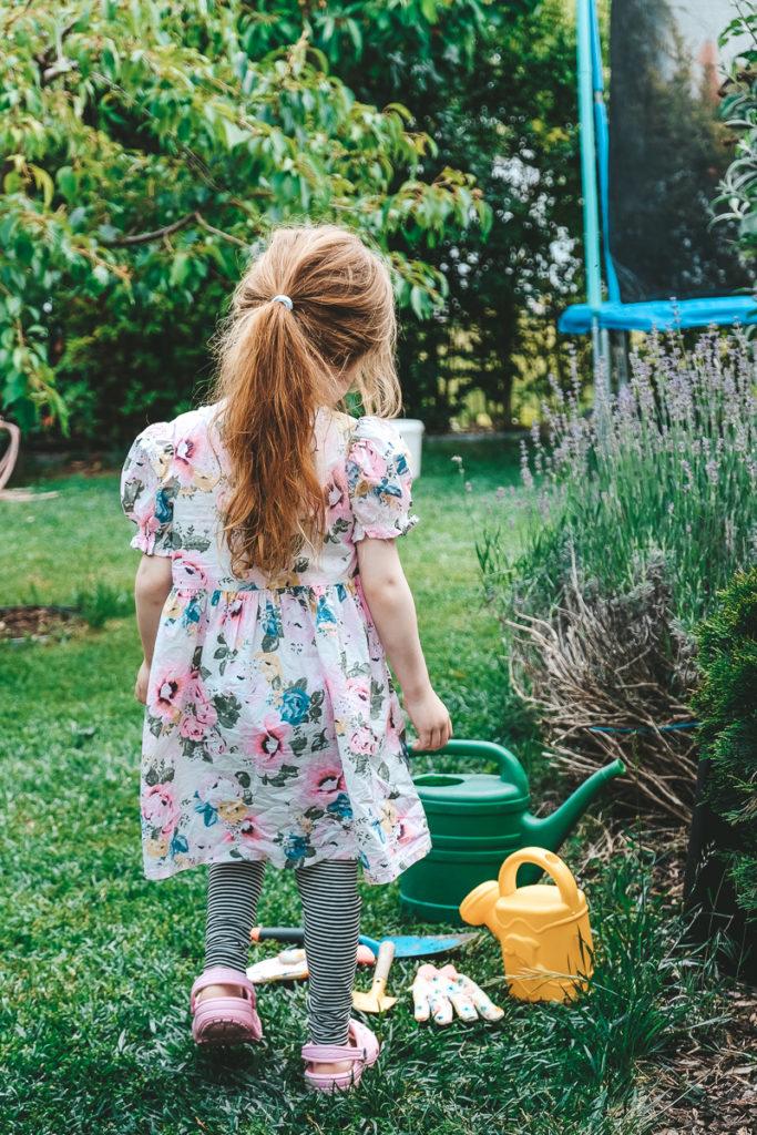 Gemüse anpflanzen mit Kindern Tipps