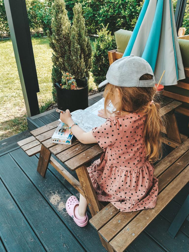 Sommerferien zu Hause Spielideen