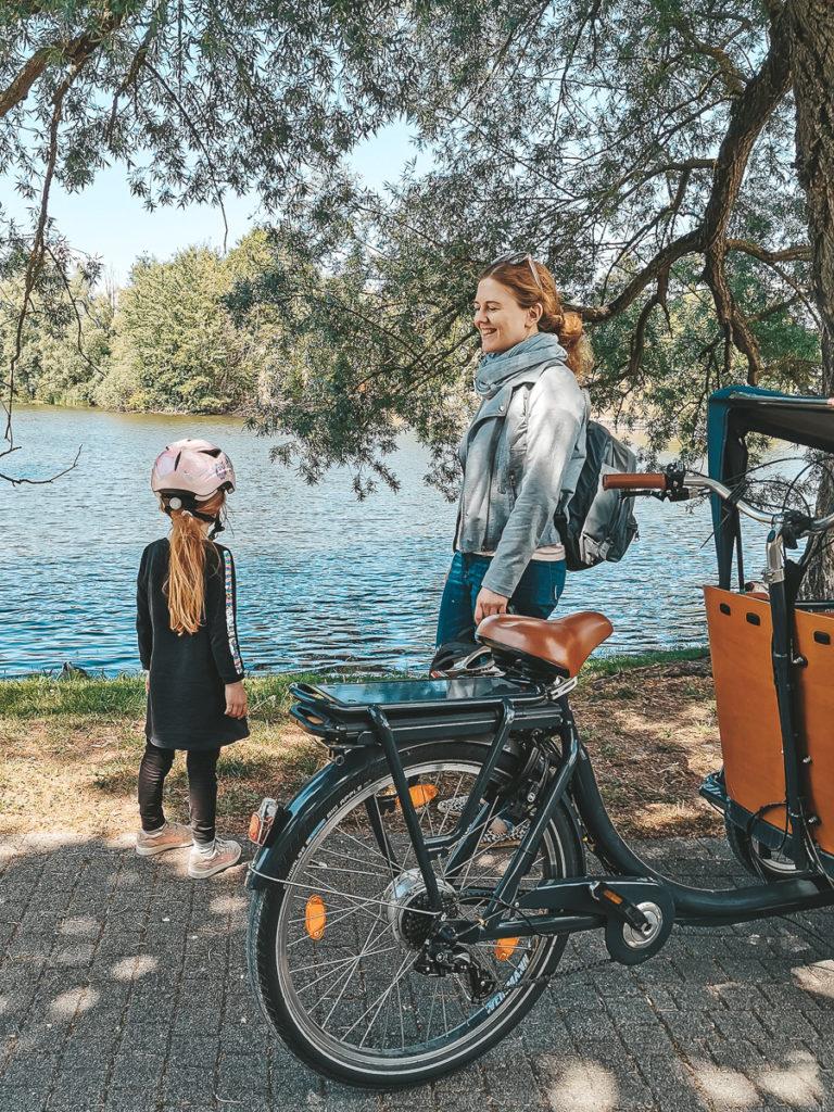 Urlaub zu Hause mit Kindern neue Orte entdecken in der Heimat