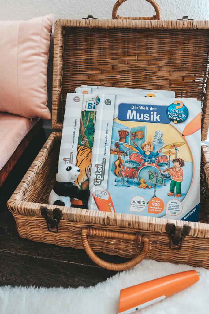 tiptoi Buch Musik Empfehlung