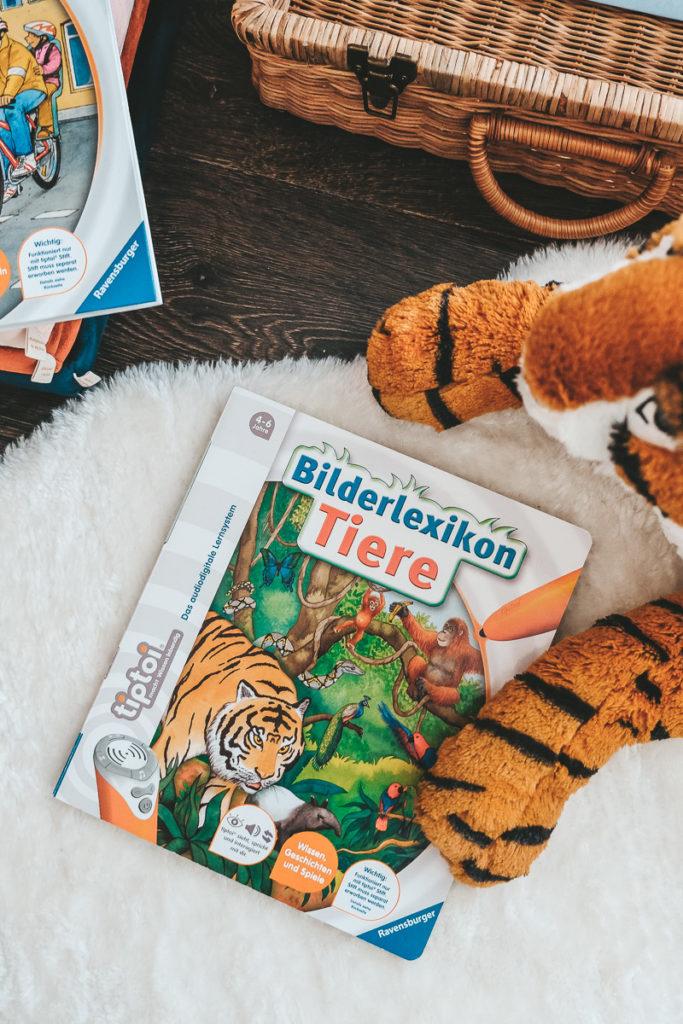 tiptoi Buch Tiere Empfehlung
