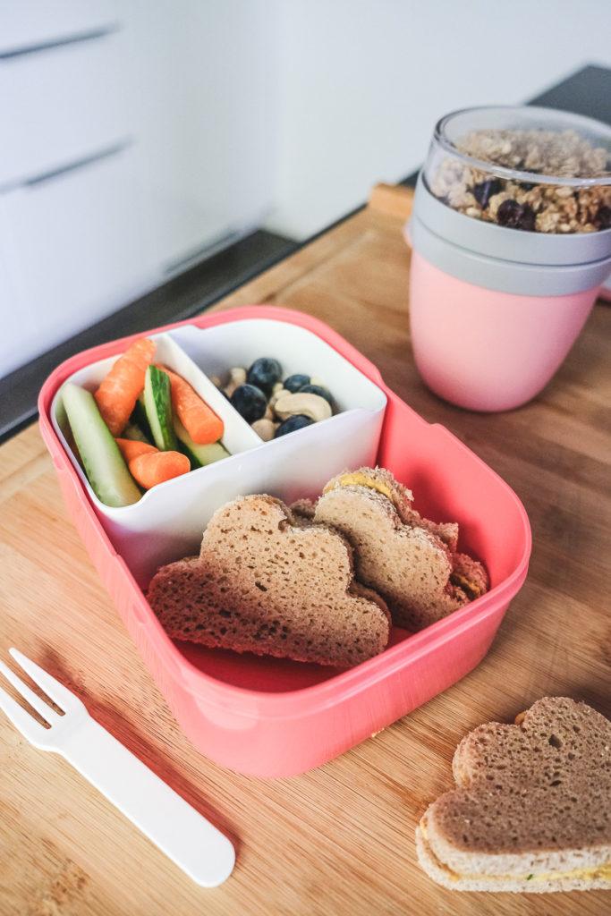 Kleine Snacks für Kindergarten Rezepte