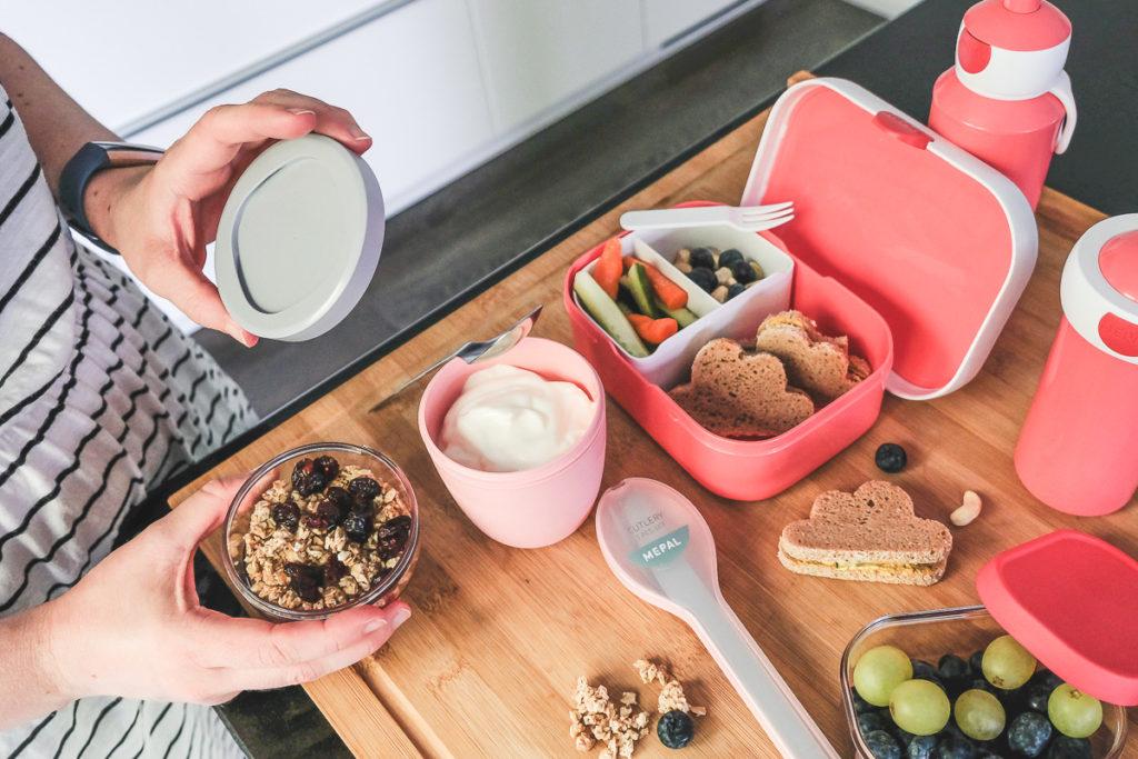 Kleine Snacks für Kindergarten Tipps und Ideen
