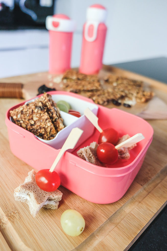 Mepal Brotdose Bento Box befüllen für Kinder Tipps Rezepte