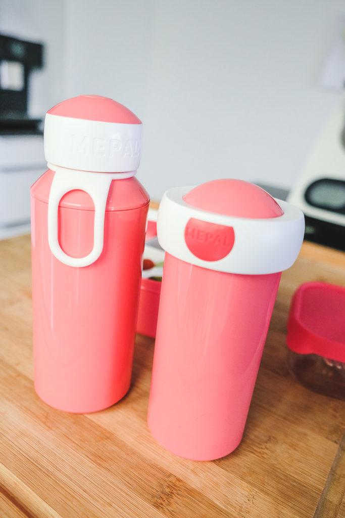Mepal Trinkflasche Pop up Campus für Kinder Erfahrungen