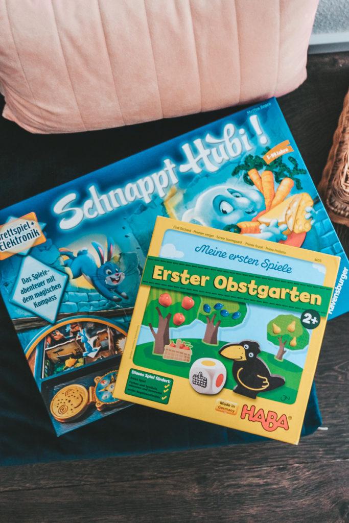 kooperative Gesellschaftsspiele für Kinder im Team