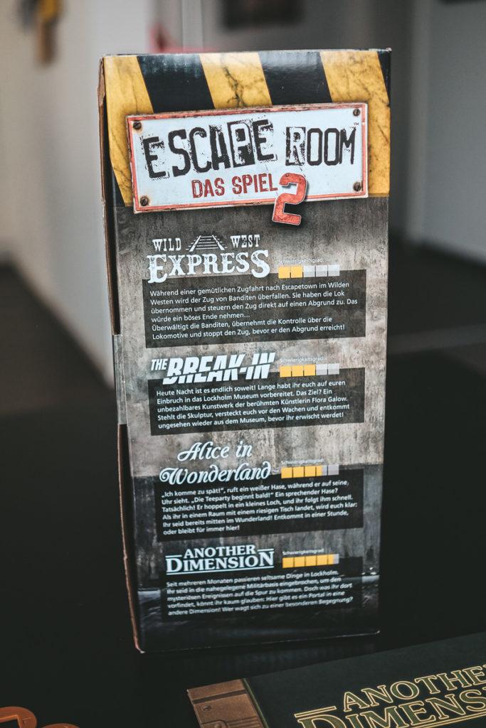 Escape Room Spiel Tipps und Erfahrungen