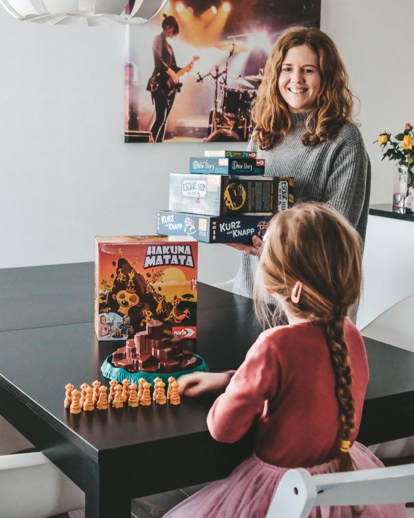 Familienspiele Empfehlungen und Tipps