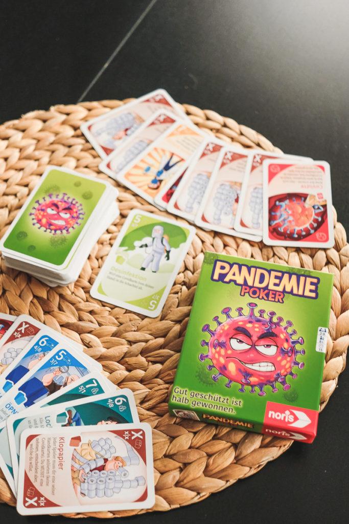 Familienspiel Pandemie Poker Erfahrungen