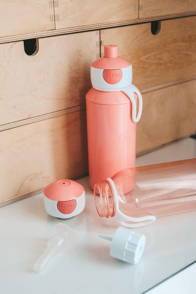 Mepal Pop up Trinkflasche für Kinder Test