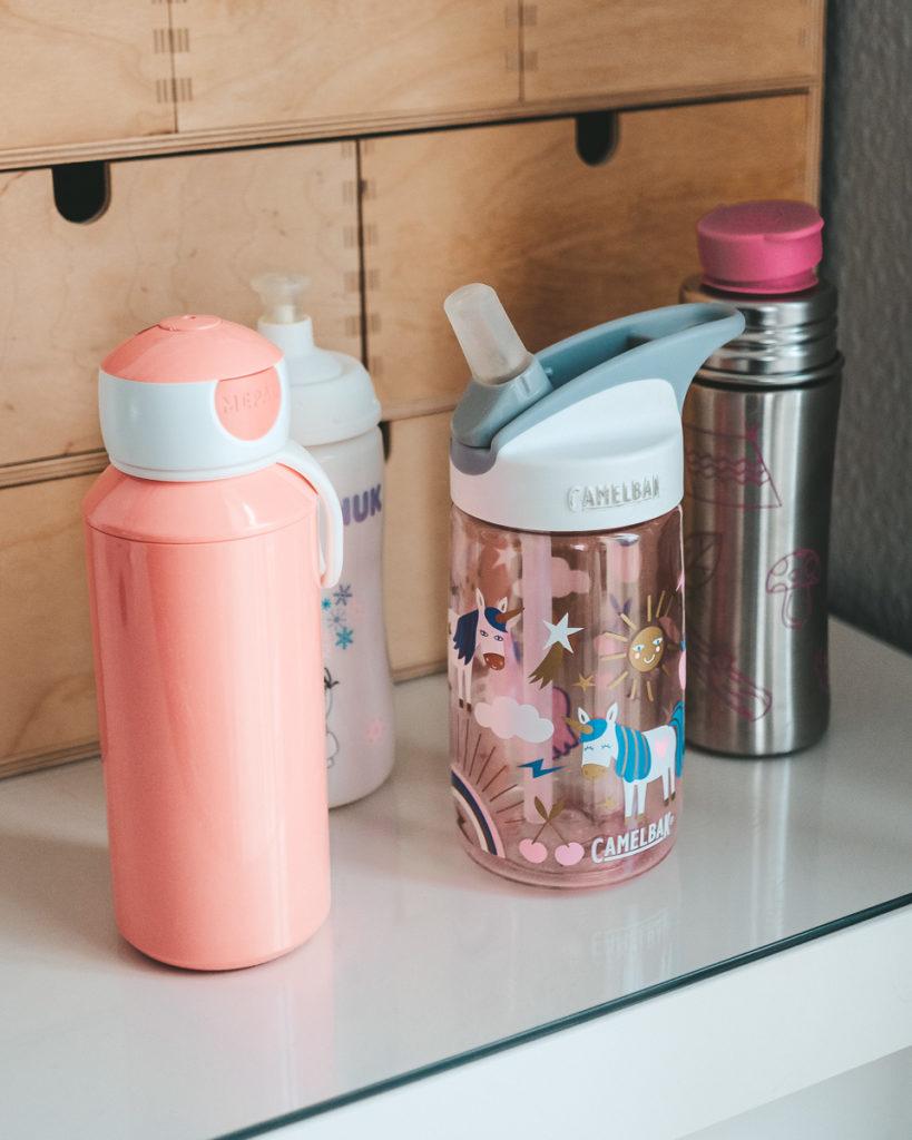 Welche Trinkflasche für Kinder Tipps Erfahrungen
