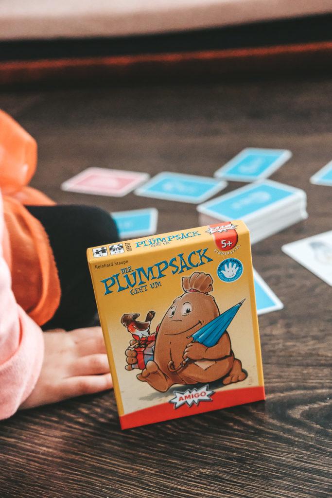 AMIGO Spiel der Plumpsack geht um Anleitung