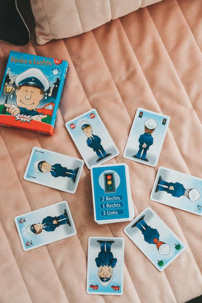 AMIGO Spiel Kinder ab 6 Jahren Rinks und Lechts