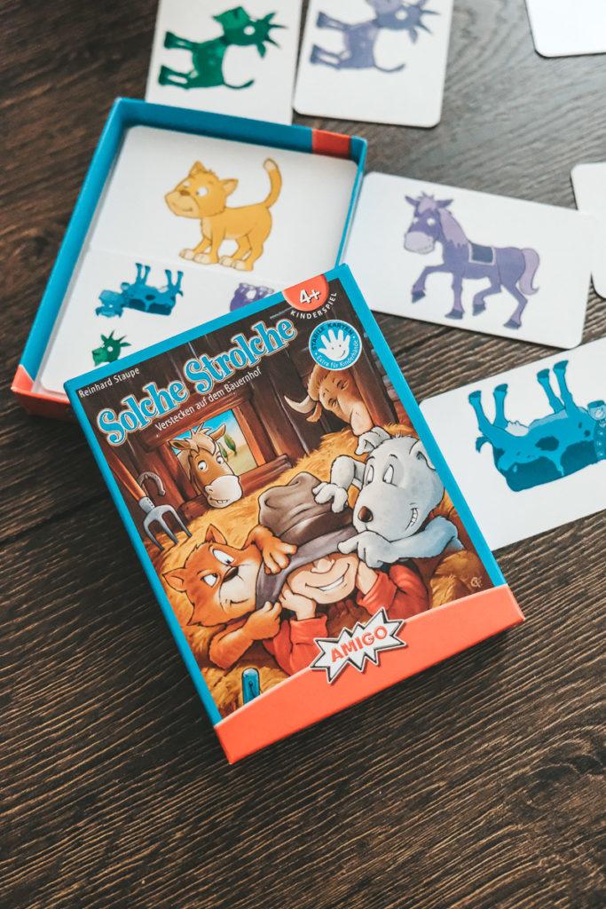 AMIGO Spiel Kinder ab 4 Jahren Solche Strolche