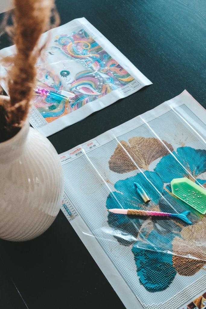 Diamond Painting Erfahrungen Tipps