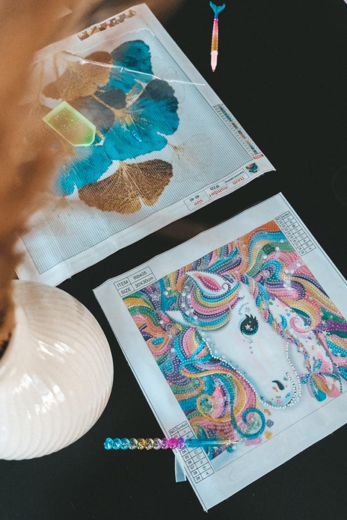 Diamond Painting für Kinder und Erwachsene
