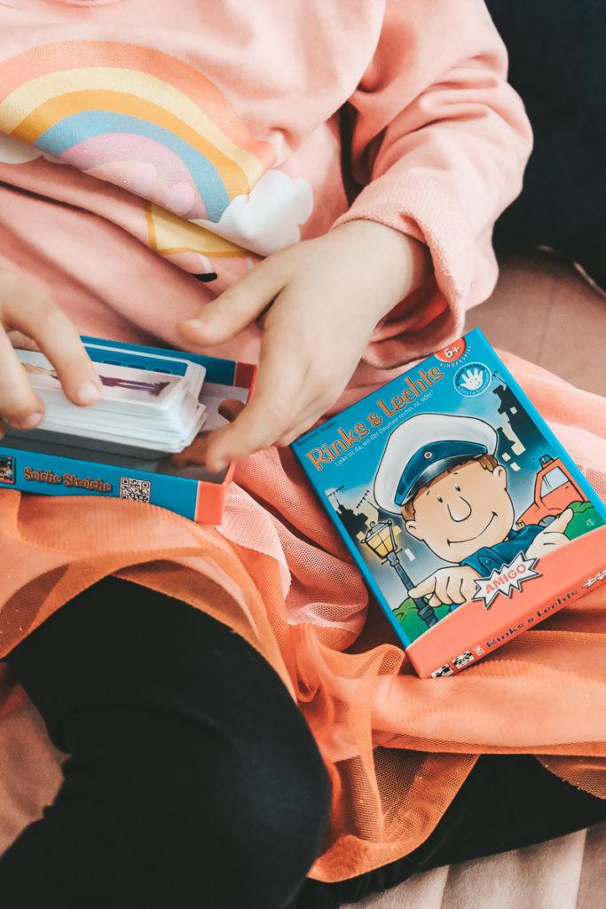 Lernspiele von AMIGO Spiele für Kindergartenkinder